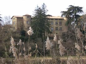 Travaux sur château monument historique